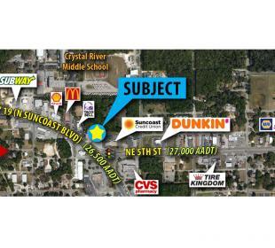 New Listing! Wawa NNN Ground Lease - Crystal River, FL