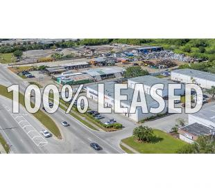 Linebaugh Business Center - 100% Leased