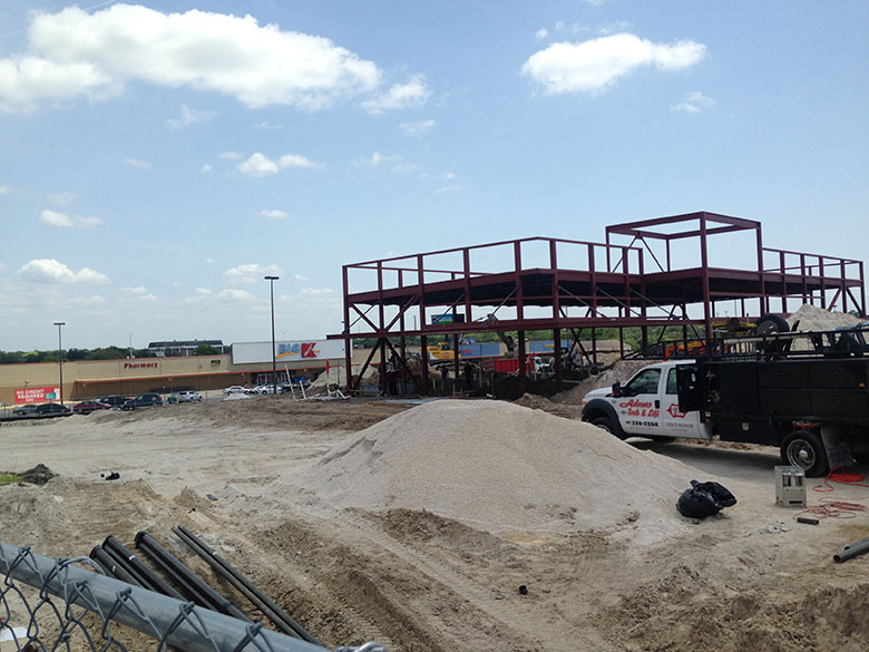 Wawa Under Construction 3